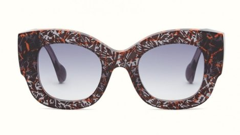 FENDI XTHIERRY LASRY SUNGLASSES CAPSULE COLLECTION 44