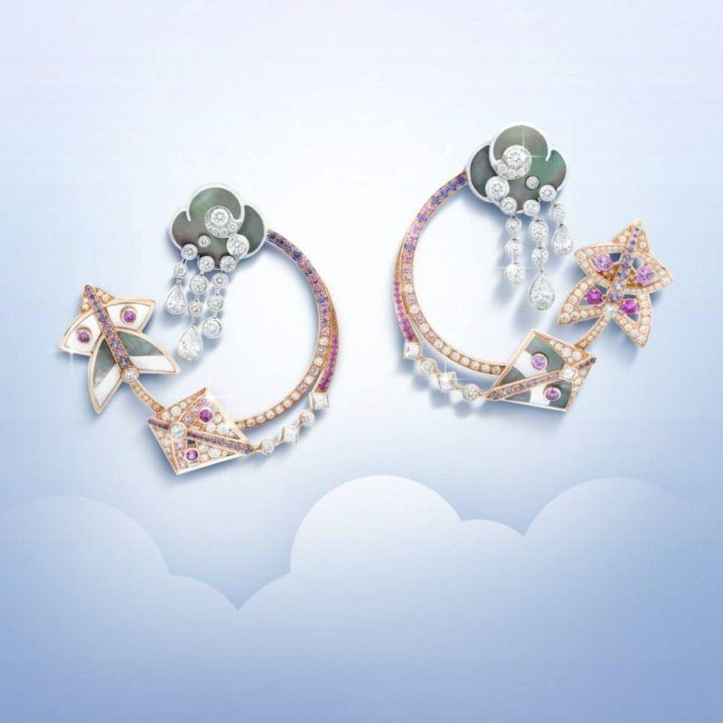 VAN CLEEF & ARPELS CERFS-VOLANTS JEWELRY COLLECTION 11