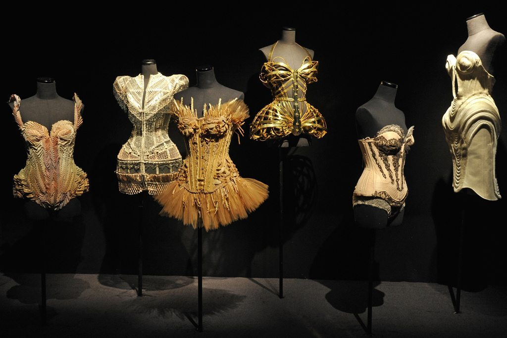 JEAN PAUL GAULTIER RETROSPECTIVE IN PARIS 1