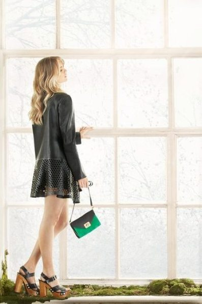 MULEBRRY SPRING 2015 COLLECTION FEATURING CRESSIDA BONAS 2