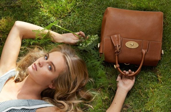 MULEBRRY SPRING 2015 COLLECTION FEATURING CRESSIDA BONAS 5