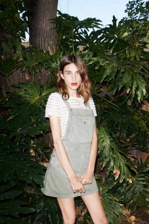 AG JEANS X ALEXA CHUNG COLLECTION 16