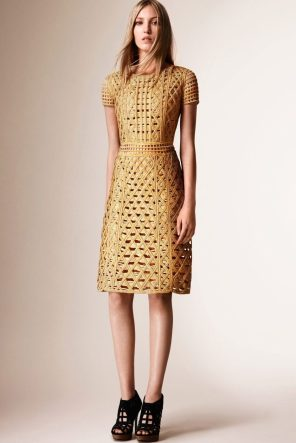 BURBERRY PRORSUM RESORT 2016 COLLECTION 16