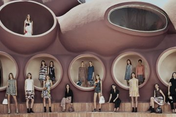 CHRISTIAN DIOR RESORT 2016 COLLECTION