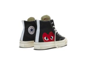 COMME DES GARCONS X CONVERSE CHUCK TAYLOR ALL STAR '70 COLLECTION 4
