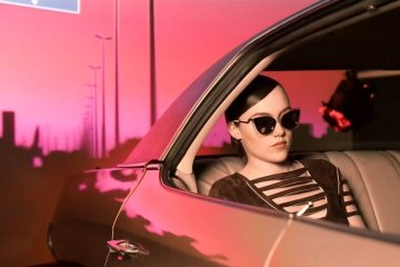 FENDI BAD DREAM FILM CAMPAIGN FEATURING CHLOE HOWL