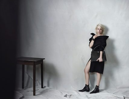 LOUIS VUITTON CAPUCINES HANDBAG CAMPAIGN FEATURING MICHELLE WILLIAMS 1
