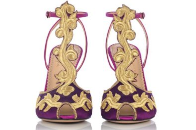 CHARLOTTE OLYMPIA AROUND THE WORLD COLLECTION 2