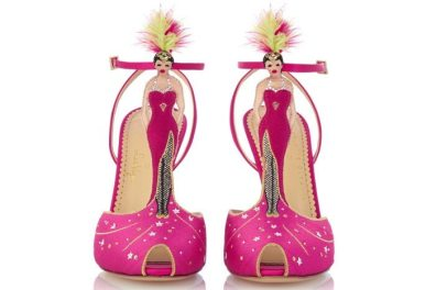 CHARLOTTE OLYMPIA AROUND THE WORLD COLLECTION 9