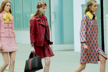 GUCCI RESORT 2016 COLLECTION FILM1