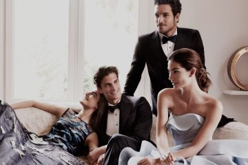 CAROLINA HERRERA FALL 2015 AD CAMPAIGN
