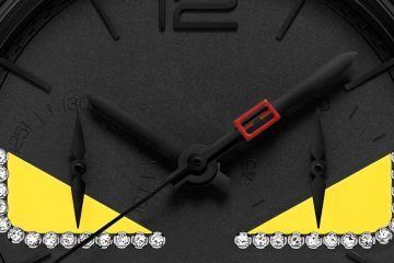 FENDI MOMENTO BUGS TIMEPIECE COLLECTION