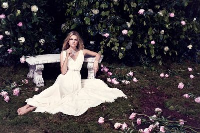 JENNY PACKHAM SPRING 2016 BRIDAL AD CAMPAIGN