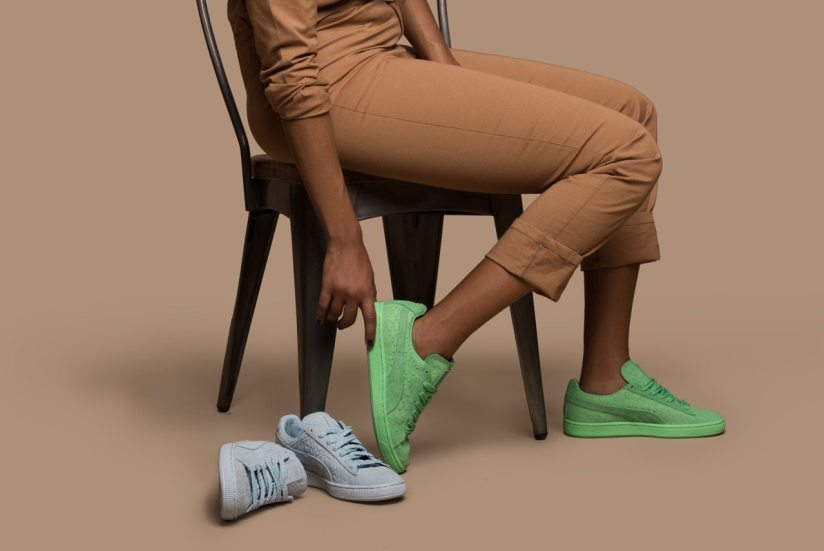 PUMA X SOLANGE 'WORD TO THE WOMAN' COLLECTION