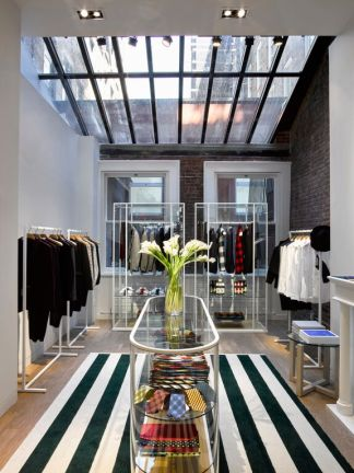 TOMORROWLAND FIRST AMERICAN BOUTIQUE IN NEW YORK