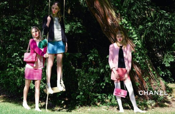 CHANEL RESORT 2016 AD CAMPAIGN