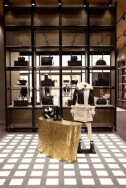 COACH FIRST FLAGSHIP STORE IN PARIS