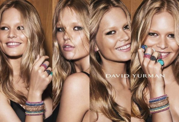 DAVID YURMAN HOLIDAY 2015 AD CAMPAIGN