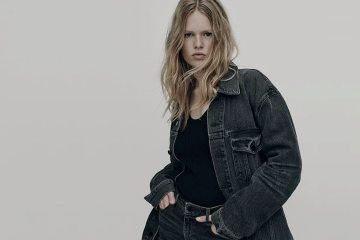 ALEXANDER WANG RESORT 2016 DENIM COLLECTION