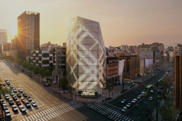BURBERRY FLAGSHIP STORE IN SEOUL