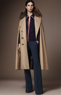 BURBERRY PRE-FALL 2016 COLLECTION 1