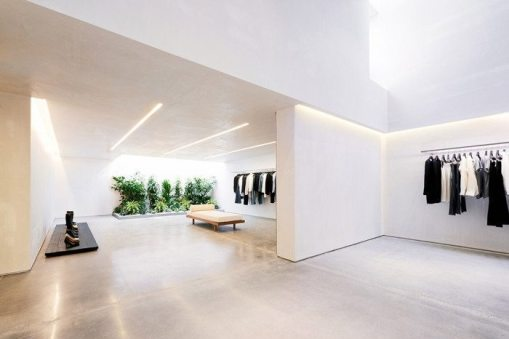 HELMUT LANG FIRST AMERICAN FLAGSHIP STORE IN LOS ANGELES 3