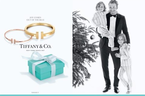 TIFFANY & CO HOLIDAY 2015 AD CAMPAIGN