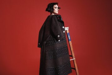 MARC JACOBS BEAUTY AD CAMPAIGN FEATURING WINONA RYDER