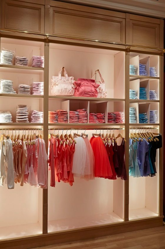 REPETTO FIRST AMERICAN BOUTIQUE IN NEW YORK 1