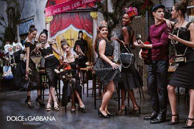 DOLCE & GABBANA SPRING 2016 AD CAMPAIGN 5