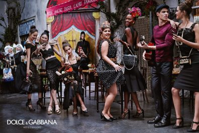 DOLCE & GABBANA SPRING 2016 AD CAMPAIGN 5