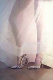 JIMMY CHOO SPRING 2016 BRIDAL COLLECTION