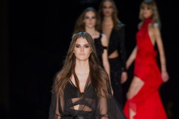 ALEXANDRE VAUTHIER SPRING 2016 HAUTE COUTURE COLLECTION
