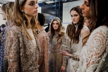 ELIE SAAB SPRING HAUTE COUTURE COLLECTION