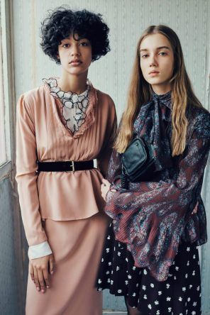 SEE BY CHLOE FALL 2016 RTW COLLECTION