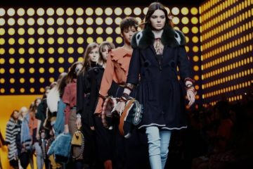 LA SCÈNE: FENDI FALL 2016 RTW COLLECTION