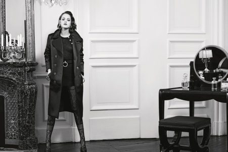 CHANEL PRE-FALL 2016 AD CAMPAIGN FEATURING KRISTEN STEWART 1