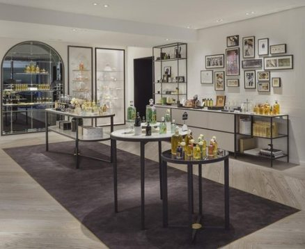 GUERLAIN FRAGRANCE BOUTIQUE IN PARIS