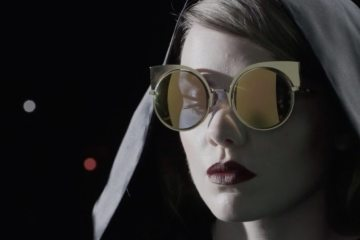FENDI EYESHINE SUNGLASSES COLLECTION FILM STARRING COEUR DE PIRATE