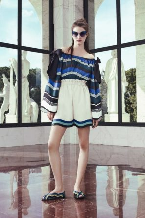 FENDI RESORT 2017 COLLECTION