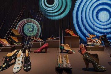 SALVATORE FERRAGAMO 'ACROSS ART AND FASHION' EXHIBITION IN FLORENCE