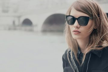 CHRISTIAN DIOR DIORAMA EYEWEAR COLLECTION FILM
