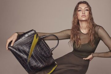 MAX MARA FALL 2016 ACCESSORIES AD CAMPAIGN