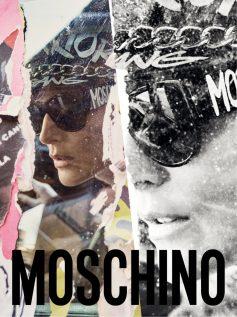 MOSCHINO FALL 2016 AD CAMPAIGN