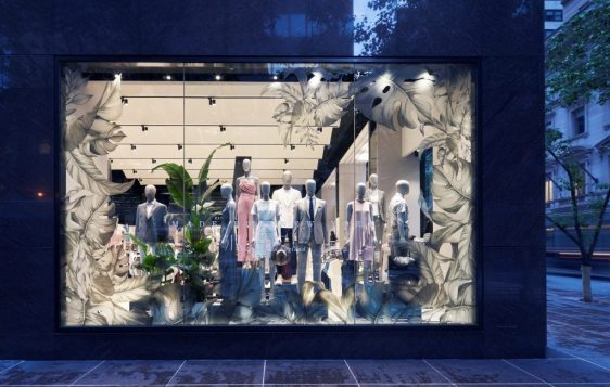 REISS FLAGSHIP STORE IN NEW YORK 1