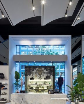 REISS FLAGSHIP STORE IN NEW YORK 2