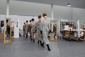 CHANEL FALL 2016 HAUTE COUTURE COLLECTION