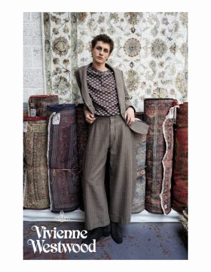 VIVIENNE WESTWOOD FALL 2016 AD CAMPAIGN