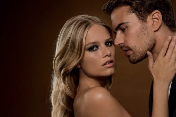 HUGO BOSS THE SCENT WOMENS FRAGRANCE FILM STARRING THEO JAMES