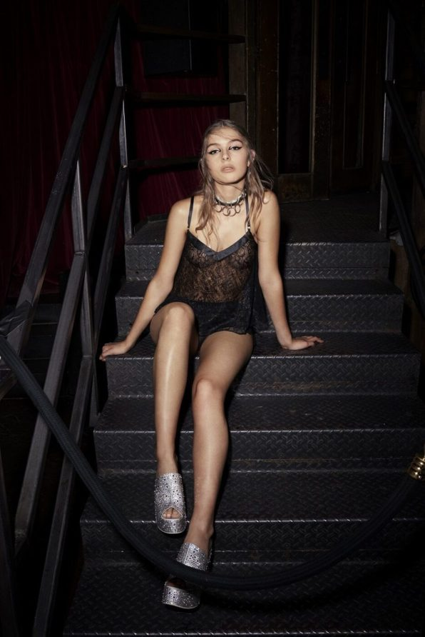 L'AGENT BY AGENT PROVOCATEUR FALL 2016 COLLECTION 24